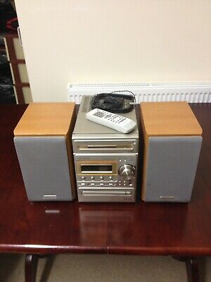 Kenwood RXD-M55 Compact Disc Stereo System
