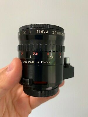 Angenieux Type R1 35mm f2.5 Black Vintage Camera Exakta Exacta Exa Mount Lens