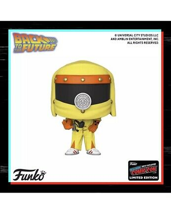 Funko Pop! Back to the Future: Marty Mcfly (2019 NYCC Shared Exclusive) PREORDER