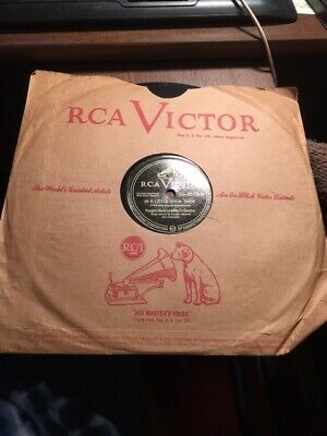 "Vintage~Rare~Vaughn Monroe & Orchestra ""Passing Fancy & In A Little Book Shop"""