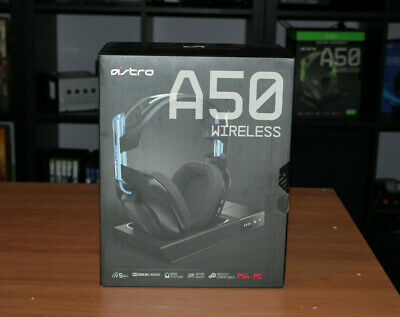 ASTRO GAMING A50 Gen 2 for PS4 PS3 XBOX 360 PC Mac Xbox ONE