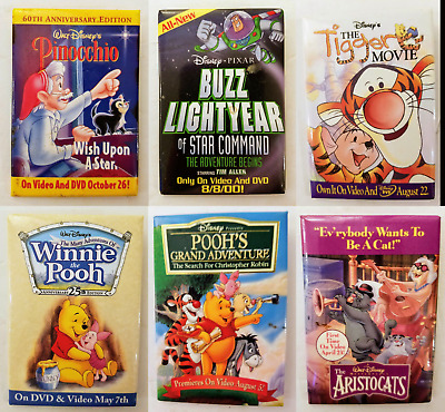 LOT OF 37 Disney Collectible Cast Member Pins Buttons