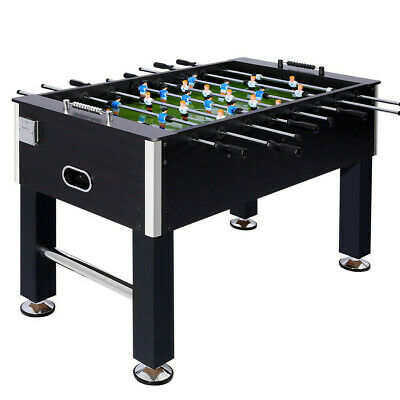 5FT Foosball Table Football Soccer Game Home Party Pub Size Kids Adult Toy Gift