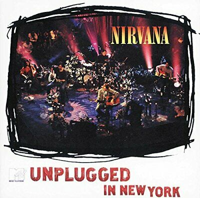 MTV Unplugged in New York Special Limited Collector's Live Nirvana Audio CD
