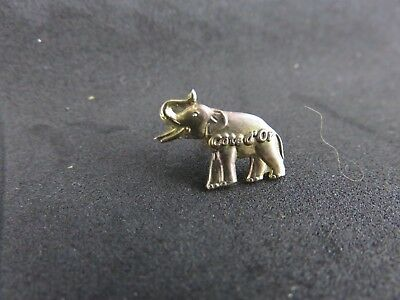 Pin's cote d'or (éléphant / Chocolat)   + attache