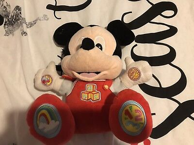 Disney baby - baby Mickey Mouse play and learn.