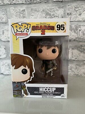 How To Train Your Dragon 2 (HTTYD) #95 Hiccup Funko Pop Vinyl Vaulted