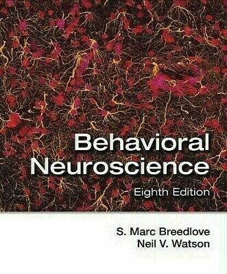 Behavioral Neuroscience S. Marc Breedlove 8th Edition [P.D.F ]⚡️Get it FAST⚡️