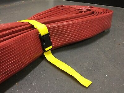 Firefighting / Firefighter Fire Hose Straps for Cleveland Lay  Firehose