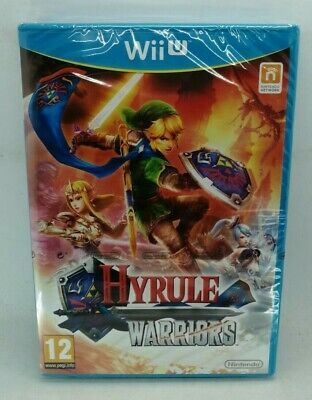 Hyrule Warriors Video Game for Nintendo Wii U NEW SEALED