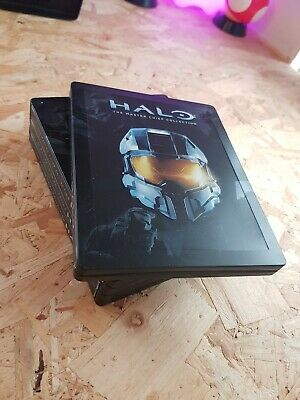 Halo The Master Chief Collection - Steelbook ONLY - XBOX