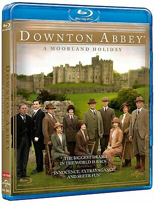 Downton Abbey A Moorland Holiday (Blu-Ray) * Christmas Special 2014 NEW & SEALED