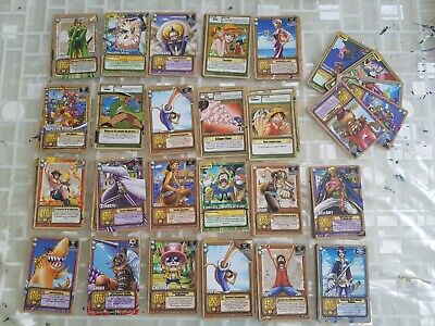 Tcg One Piece Trading Card Game Lotto 225 Cards Common