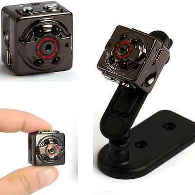 32GB SQ8 Mini Escondido Cámara Spy Cam Spion Full HD 1080P Detección de
