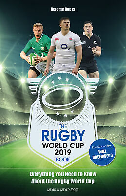 Graeme Copas - The Rugby World Cup 2019 Book