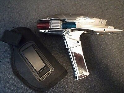 Star Trek Light And Sound Cosplay Phaser And Holster