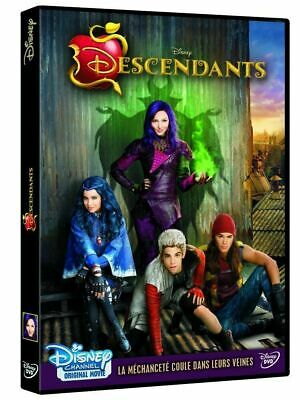 DVD *** DESCENDANTS *** Disney  ( Neuf sous blister )