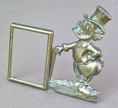 Porte photos PICSOU LAITON WALT DISNEY déco photo frame brass