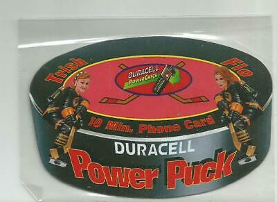 2 Puttermans Power Puck Phone Cards