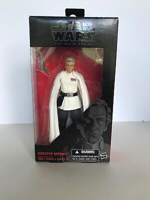 Star Wars The Black Series Director Krennic #27 Action Figure