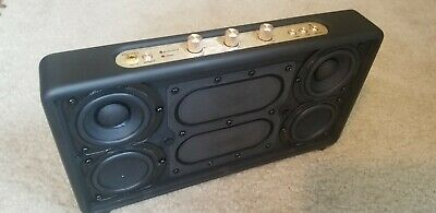 Marshall Stockwell Portable Bluetooth Speaker -- FOR PARTS or REPAIR--