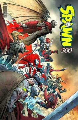 SPAWN #300 Jerome Opena Cover H Variant Spawn Makes History! NM or better