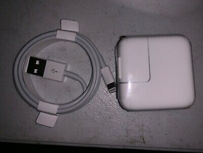 Original Genuine 12W USB Power Adapter Wall Charger for Apple iPad A1401
