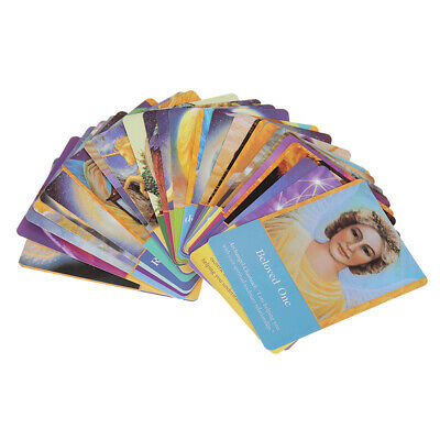 45 pcs Archangel Oracle Cards Angel Oracle Cards Set Fans Gift