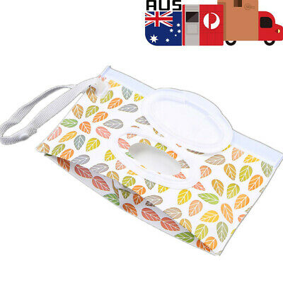 Bulk Reusable Baby Wet Wipe Case Pouch Wipes Container Eco Friendly wholesale %%