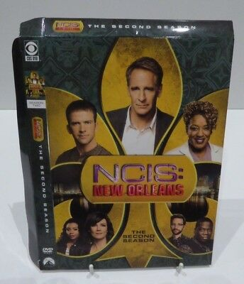 Ncis: New Orleans Season.2 - Dvd Cardboard Slipcover Only No Discs