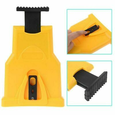 Chainsaw Teeth Sharpener 60% OFF FREE SHIPPING -Self Sharpening Grinder Yellow