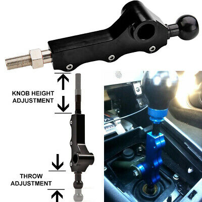 BK Short Throw Shifter Quick Shift For 08-14 Impreza WRX Forester Outback Legacy