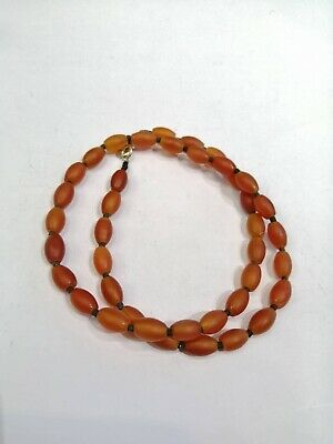 Ancient Roman Carnelian, Agate Beads, Romans VERY RARE!  TOP Afcrien Agate