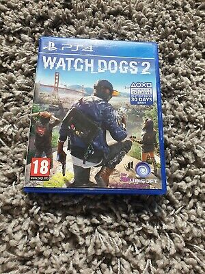 Watch Dogs 2 PlayStation 4 game