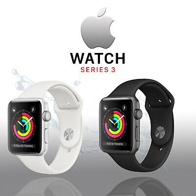 Apple Watch Series 3 42mm A1859 GPS iOS Various Colours & Grades