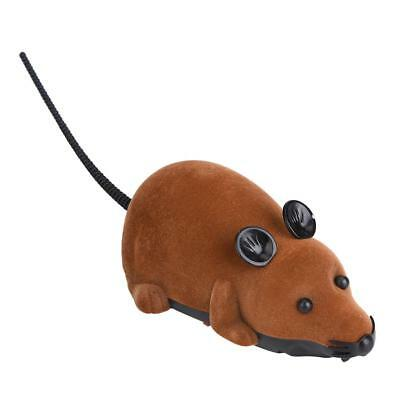 Wireless Remote Control Rat Mouse For Cat Dog Pet Funny Toy Novelty Gift