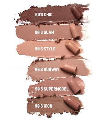 SOLD OUT! KKW Beauty The Mattes Lipstick & Liner 90's Runway / 90's Chic NEW!
