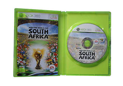 2010 FIFA World Cup South Africa (Microsoft Xbox 360, 2010)