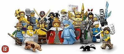 Lego 71011 Minifigures Serie 15 - Figurines neuves au choix / New choose one