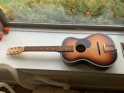 Cameo Vintage Acoustic Guitar MADE IN HOLLAND