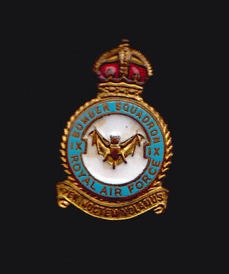 No ® Lapel Pin Badge Gift 115 Squadron Royal Air Force RAF