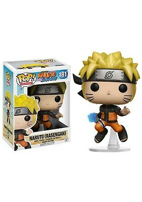 Funko POP! #181 NARUTO (RASENGAN) Naruto Shippuden Vinyl Figure (damaged box)