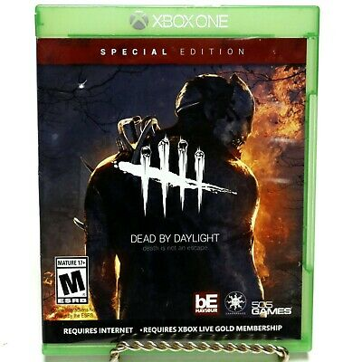 Dead by Daylight Video Game for Microsoft Xbox One XB1 w Special Edition Case