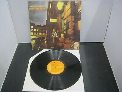 Vinyl Record Album DAVID BOWIE THE RISE & FALL OF ZIGGY STARDUST (201)23