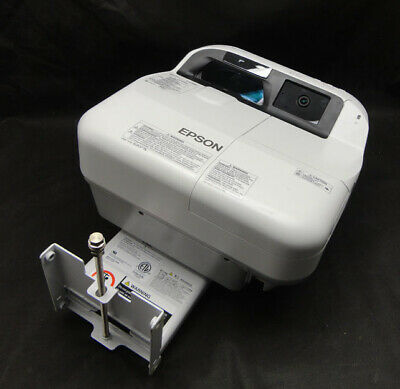 Epson EB-575Wi Short Throw HDMI 3LCD Projector, Excellent Image - Lamp 4297Hrs
