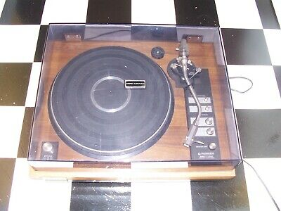 Pioneer direct drive turntable wery good working condations