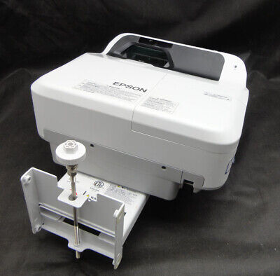 Epson EB-670 Short Throw HDMI/XGA 3LCD Projector, Excellent Image - Lamp 414 Hrs