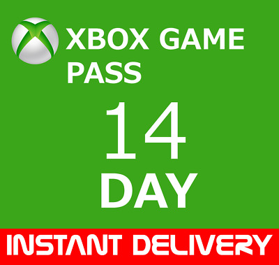 Xbox Game Pass 14 days - Xbox One Key Global - NEW ACCOUNT ONLY