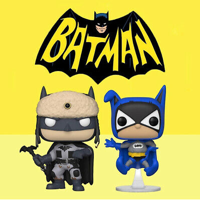 Funko Pop! Batman 80th Bat-Mite Red Son Batman {PRE-ORDER]