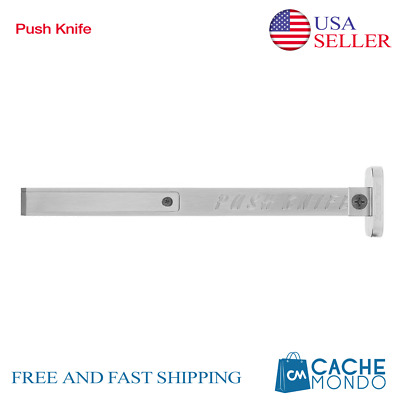 "Equalizer® Push Knife 24"" Blade - PUSH24"